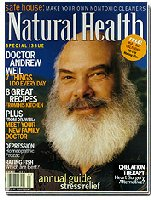 Natural Health cover